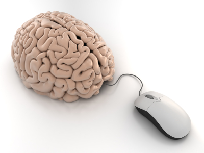 Brain with Mouse