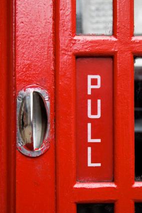 Pull Door