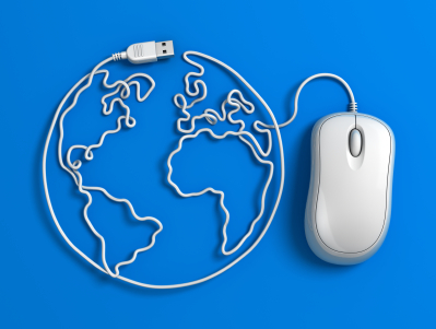Mouse and Globe